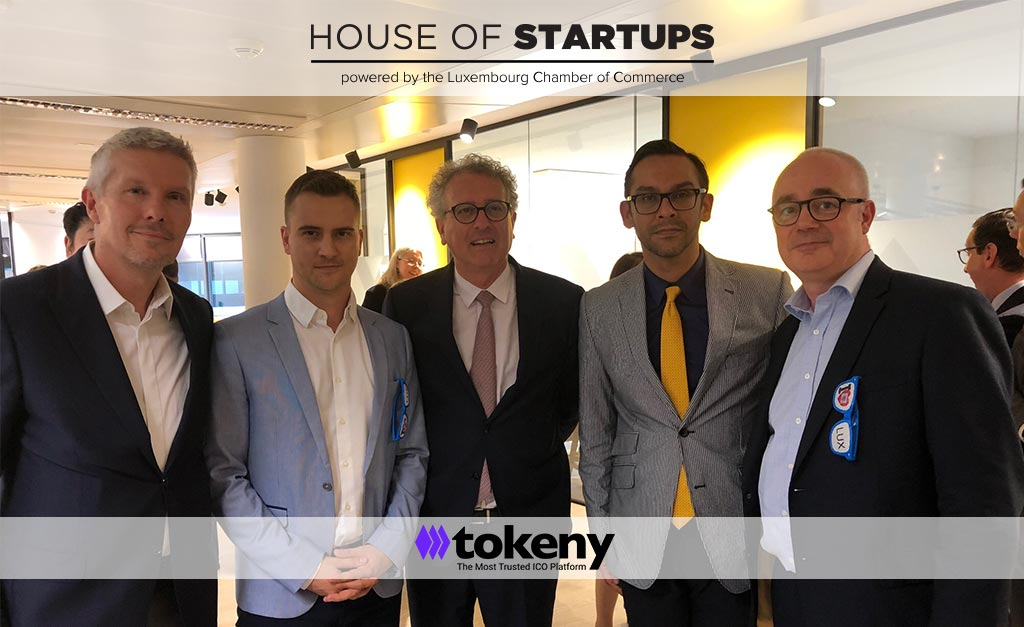 Official Opening of the House of startups (HoST) in Luxembourg
