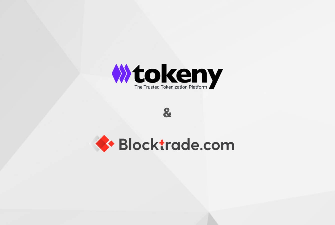 Tokeny and Blocktrade Partner to Promote Compliant Security Token Trading