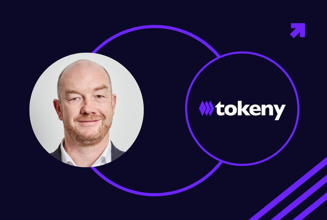 Fabrice Croiseaux Joins Tokeny as Member of the Board