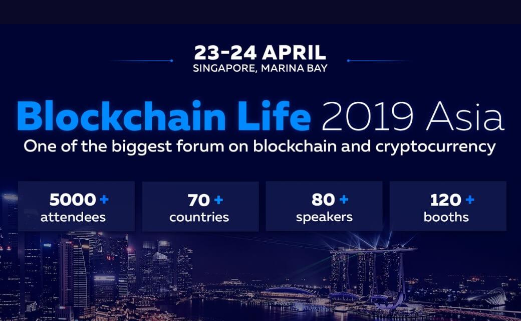 Singapore Hosts The Worldwide Blockchain Forum – Blockchain Life 2019