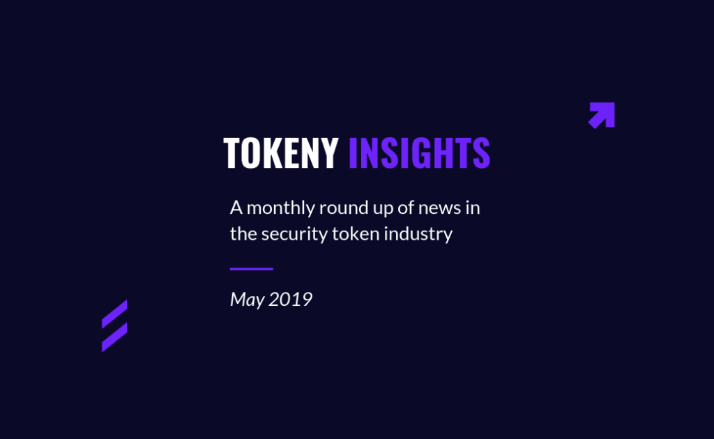Newsletter-Tokeny-May