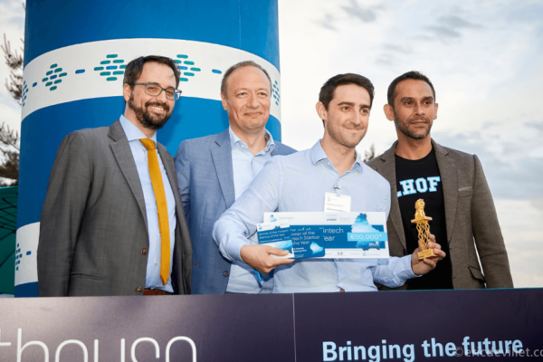 Tokeny The Fintech of The Year