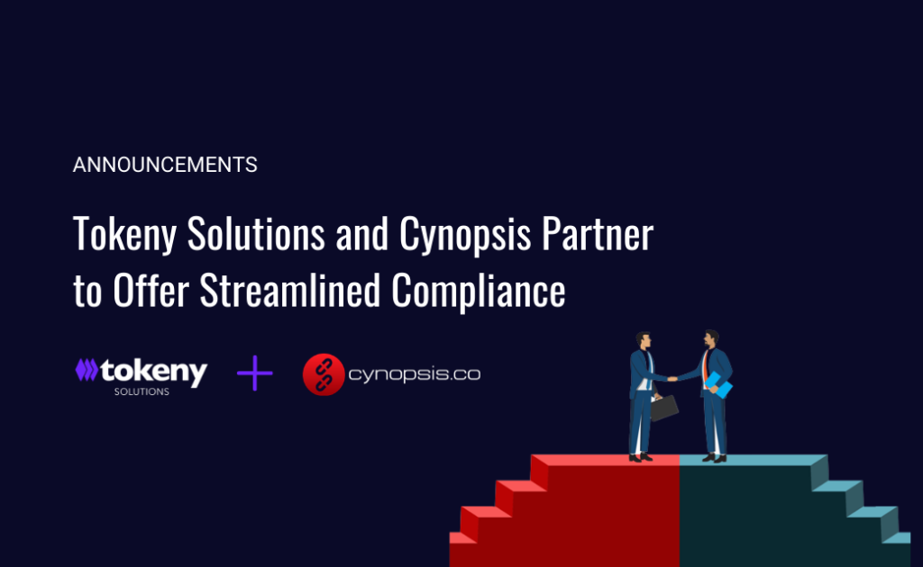 Tokeny-solutions-Cynopsis