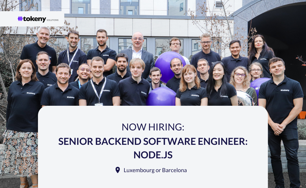 Tokeny-Job-Backend-developer