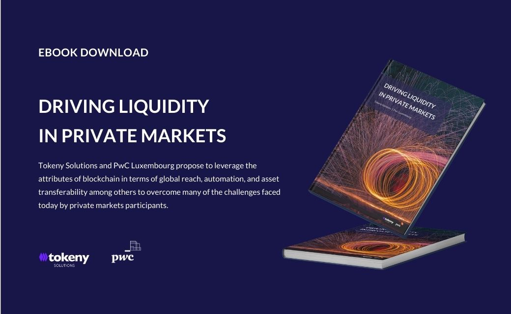 Driving Liquidity in Private Markets_Tokeny Solutions_PwC