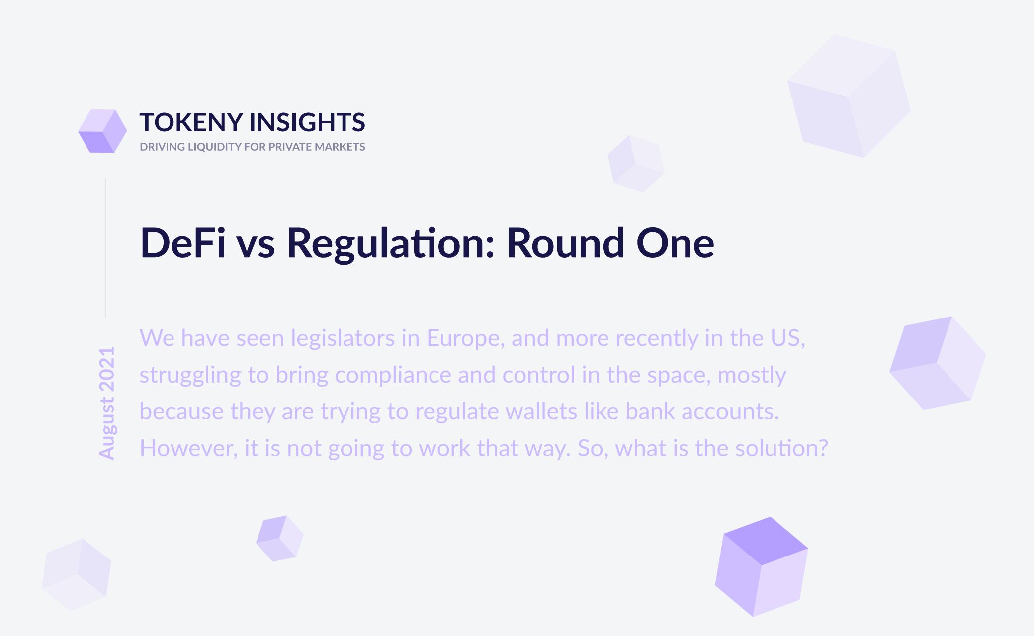 DeFi Regulation